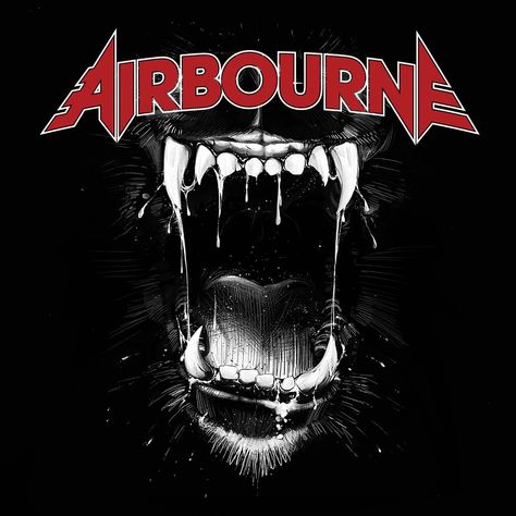 Black Dog Barking: Airbourne: Amazon.fr: Musique