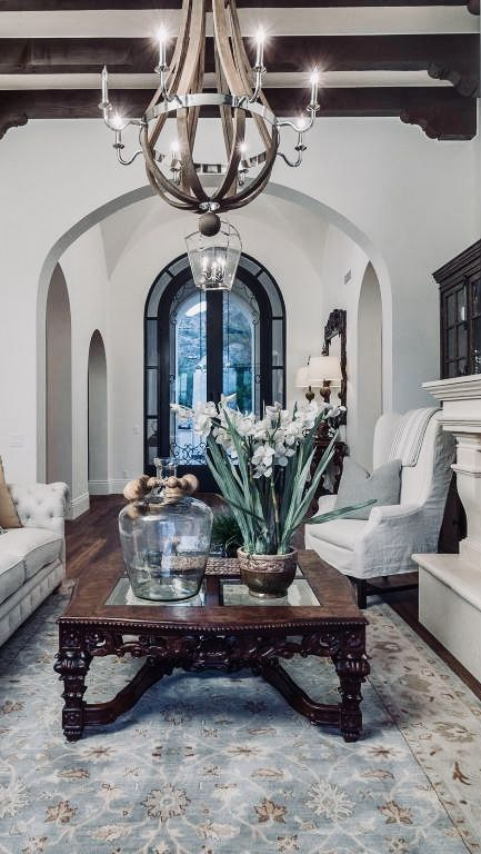 Tuscan Living Room Design Rooms