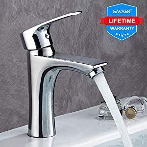 Gavaer Wasserhahn Badhochwertiger Moderner Stil Waschtischarmatur Kaltes Und Hei Moderne Waschbecken Waschtischarmatur Moderner Stil