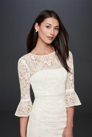 42+ Lace 3 4 sleeve dress ideas in 2021