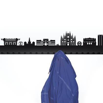 Radius City Milano Kapstok Kapstok Skyline Milaan