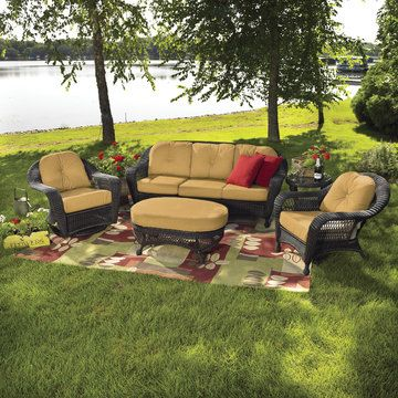 Can You Put Patio Furniture On Grass Diy Patio Patio Furniture Diy Outdoor Decor
