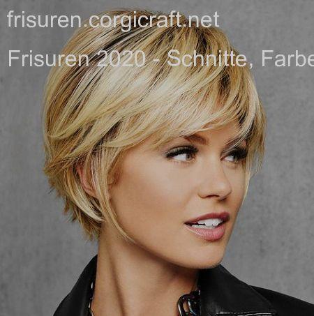 Frisuren 2020 Schnitte Farben Trendfrisuren 2020 Mit Bildern