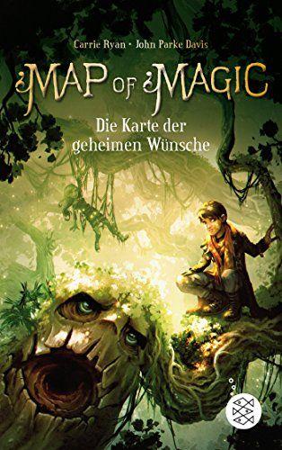 Map Of Magic Die Karte Der Geheimen Wunsche Bd 1 Map Of