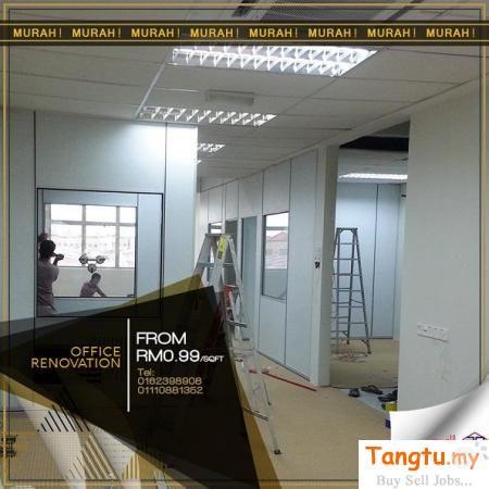 Malaysia S Best Office Renovation Centre Klang Office Renovation Renovations Construction Renovation