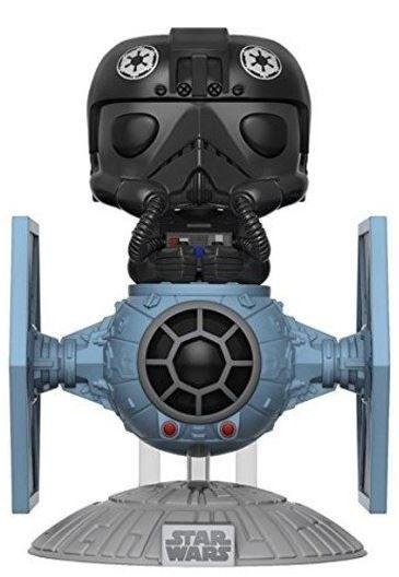 Funko 20106 POP Deluxe Star Wars Tie Fighter w//Tie Pilot