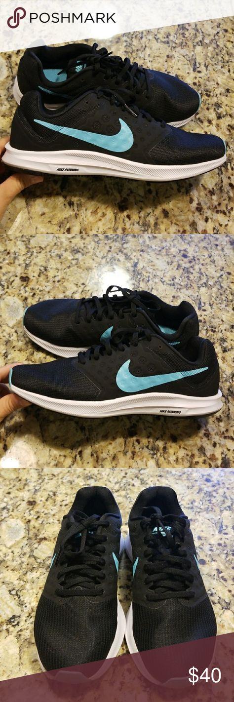 WOMENS NIKE DOWNSHIFTER 7 #852466 013 Women's Nike
