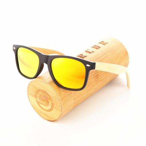 9004fb9e6c BARCUR Handmade Bamboo Sunglasses with Polarized Lenses  sunglasses  bamboo   travel  polarized  UV400  fun  stylish  boating  golf  outdoorfashion