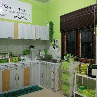 Warna Cat Dapur Rumah Minimalis Modern Terbaru Rumah Desain