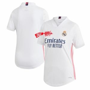 2020 21 Women Jersey Real Madrid Home Replica Soccer Shirt 2020 21 Women Jersey Real Madrid Home Replica Soccer Shirt Cheap In 2020 Soccer Kits Custom Soccer Soccer