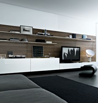 poliform sintesi bookcase by carlo colombo for poliform find this pin and more on wall units