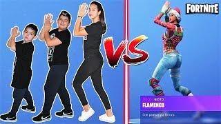 Fortnite Dance Challenge Bailes De Fortnite En La Vida Real 3 Quién Baila Mejor Baile La Vida Real Challenge