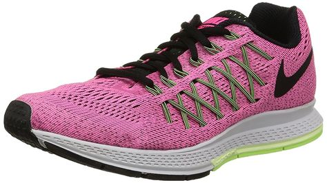 Nike Air Zoom Pegasus 32 - Zapatillas para mujer, Rosa (Pink ...