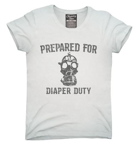 4af3dbbd9 New Dad Prepared For Diaper Duty Funny T-Shirt, Hoodie, Tank Top ...