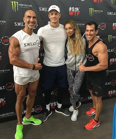 Awesome to have superstar actor and absolute gentlemen @joelkinnaman from @suicidesquadmovie and his wife @cleowattenstrom with us @bucfitnessclub. We hope you had an awesome stay in @cityofcapetown #BUCFitnessClub #CapeTown #SouthAfrica