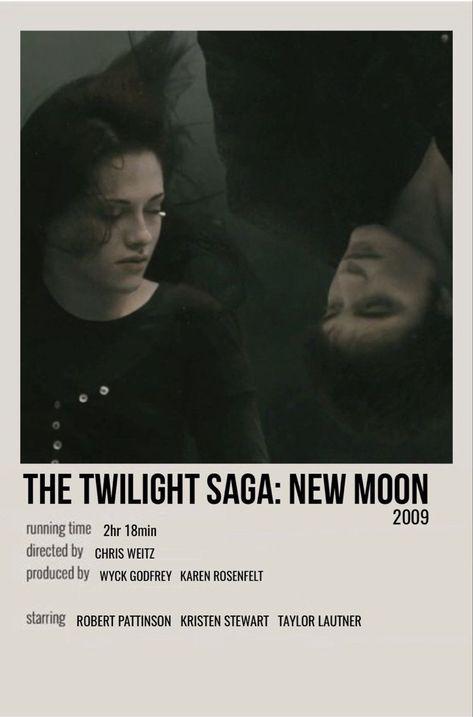 Twilight Polaroid  poster