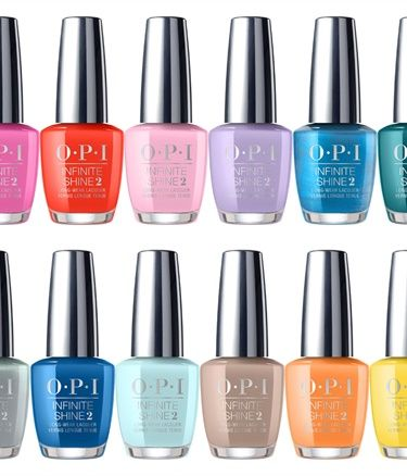 Opi Announces New Tokyo Collection For Spring 2019 With Images