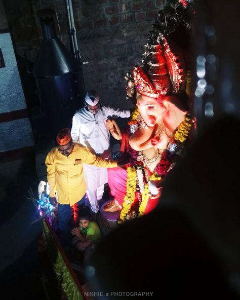 #indianphotographers #festival #morya #bappamorya #photohub #picoftheday #uttarakarnatakaphotographers #karnataka #incrediblekarnataka #visarjan #nikonindia #canonindia #dslr #dslrofficial #clicked #photography