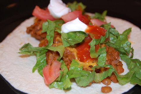 lentil tacos done