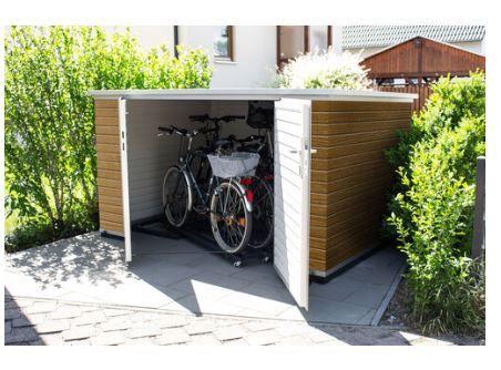 On Spot Manufaktur Fahrradboxen Fahrradbox Fahrradgarage Fahrradabstellraum