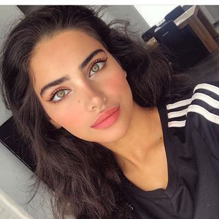 Negin Ghalavand With Images Straight Brows Eyebrow Shape Brows