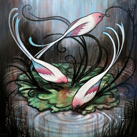 De Kelly Vivanco Art