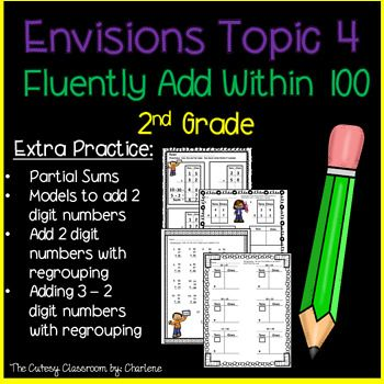 Pin On Envisions Math Second Grade Envision math 2nd grade worksheets