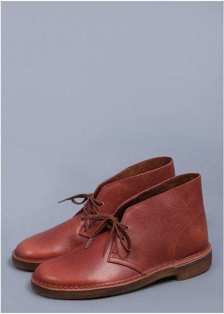 Clarks Originals: Desert Boots or Wallabees? | Clarks originals desert boot  and Desert shoes