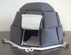 SHUT THE FRONT DOOR, its an insulated igloo to camp IN THE SNOW. IM STOKED | best stuff