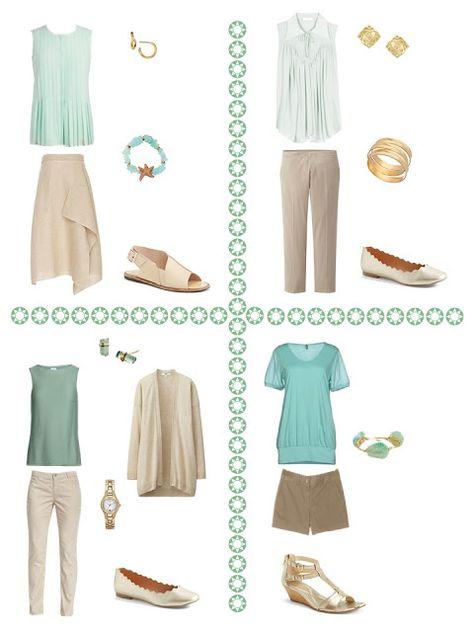 the warm summer common wardrobe seaglass