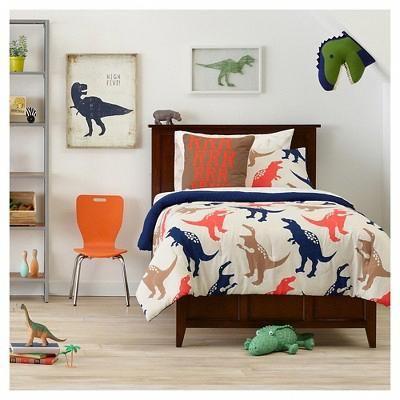 High Five Dinosaur Framed Art Pillowfort Habitacionesmatrimonialesminimalistas Decorar Habitacion Ninos Decorar Habitacion Infantil Dormitorios