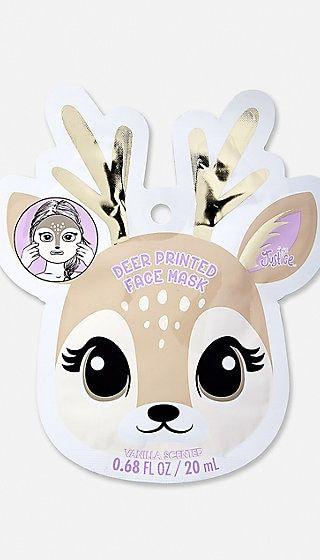 Deer Face Mask Justice Face Mask Deer Mask