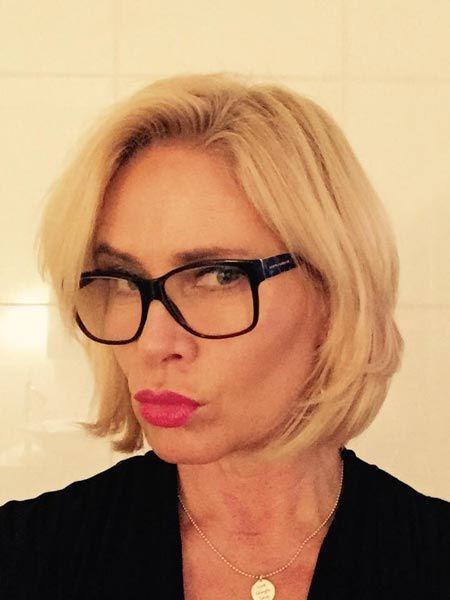 Claudia Effenberg Schon Wieder Eine Neue Frisur Faszination
