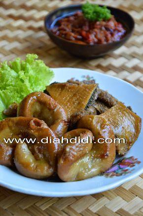 Diah Didi S Kitchen Menu2 Idul Adha Resep Masakan Makanan Dan Minuman Ide Makanan