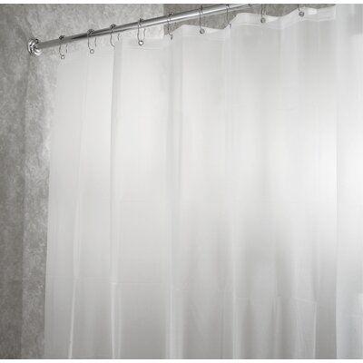 Symple Stuff Siple Single Shower Curtain Liner In 2020 Vinyl