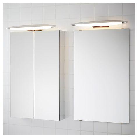 Ikea Skepp Led Cabinet Wall Light In