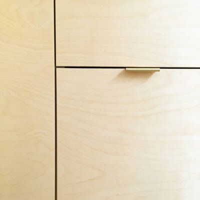 Ikea Kitchen Cabinets Hacked With Plywood By New Company Plykea Ikea Kitchen Cabinets Ikea Kitchen Plywood Kitchen
