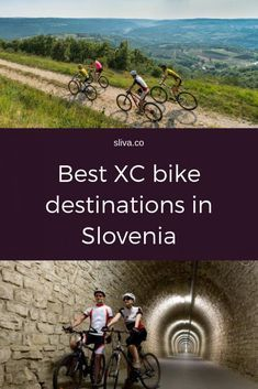 Best XC bike destina | Bikes Trails | Slovenia travel