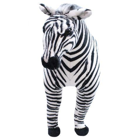 Pelucia Minas De Presentes Zebra Branco Em 2019 Brinquedos