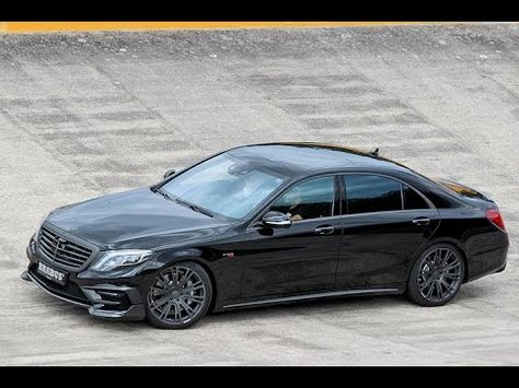 Brabus S Klasse 850 2015 S Klasse Monster Mit 850 Ps