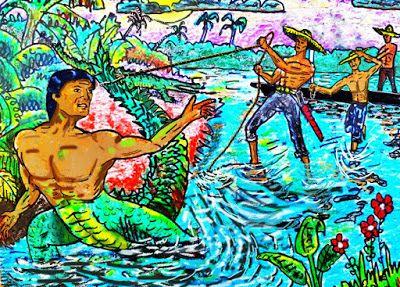 Saul El Hombre Caiman El Centauro Del Rioclic En La Imagen Para Leer Las Centauro Realismo Magico Criatura