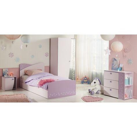 3-tlg Schlafzimmer-Set Alice 90 x 200 cm Jetzt bestellen unter - schlafzimmer set kaufen