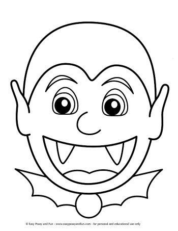Halloween Coloring Pages Easy Halloween Drawings Halloween Coloring Halloween Coloring Pages