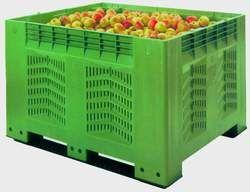 Caisse Palette Agricole Pour Transport De Fruits Et Legumes Caisse Plastique Palox Caisse Palette