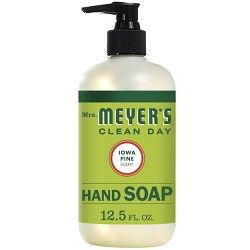 Mrs Meyer S Clean Day Target Liquid Hand Soap