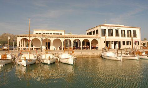 Restaurant La Llonja In Porta Pollensa Majorca My Favourite