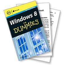 Get Windows 8 for Dummies: Pocket Edition e-book for free