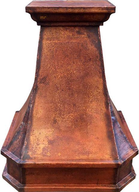 Copper Range Hood 0122 Range Hoods Kitchen Hoods Copper