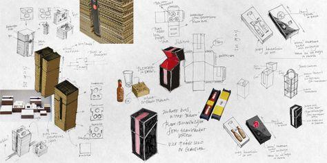 Packaging design IKI beer -  www.concreetgeeftvorm.nl