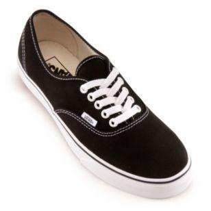 vans zapatilla hombre negra
